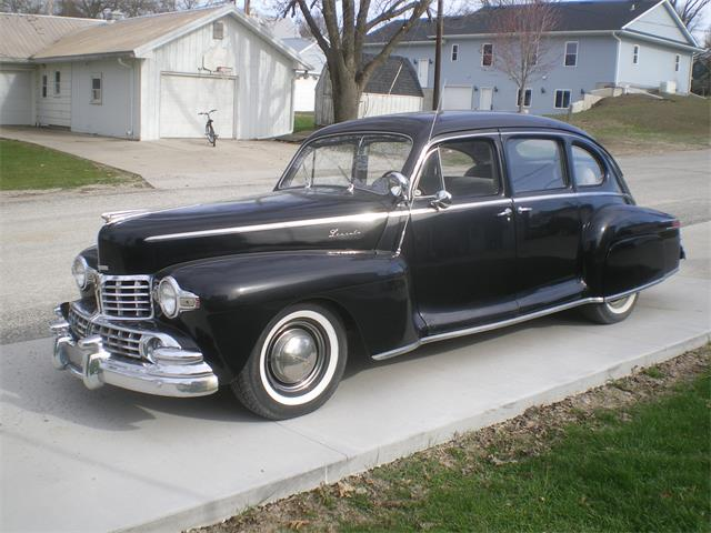 1947 Lincoln Sedan | 661140