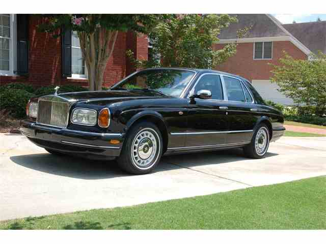 classifieds for 1999 to 2001 rolls royce silver seraph 4 available. Black Bedroom Furniture Sets. Home Design Ideas