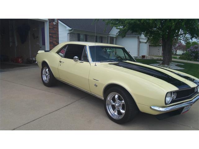 1967 Chevrolet Camaro | 661507