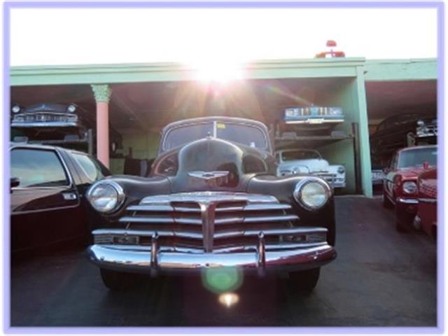 1948 Chevrolet Fordor | 661583