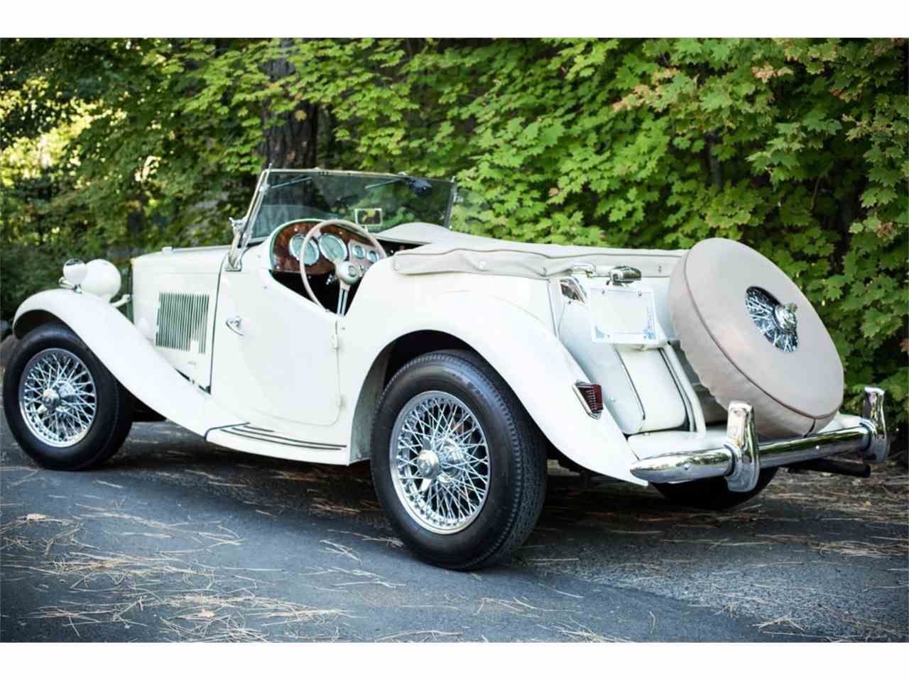 1952 MG TD for Sale - CC-661745