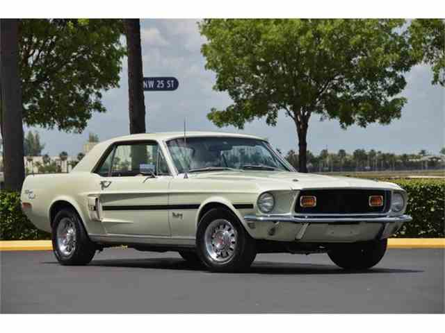 1968 Ford Mustang GT/CS (California Special) | 661761