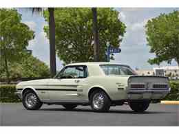 Picture of Classic 1968 Mustang GT/CS (California Special) Offered by The Garage - E6M9