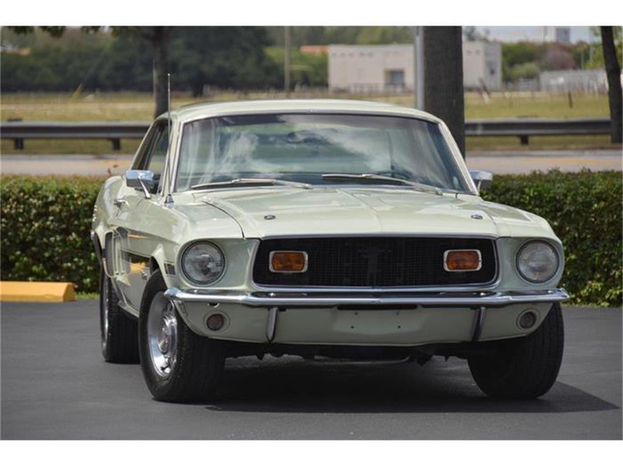 1968 ford mustang gt cs california special for sale cc 661761. Black Bedroom Furniture Sets. Home Design Ideas