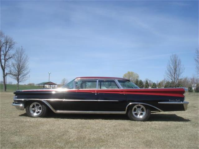 1959 Oldsmobile 98 Holiday Flattop | 661779