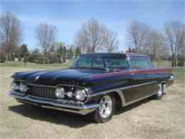 1959 Oldsmobile 98 Holiday Flattop for Sale - CC-661779
