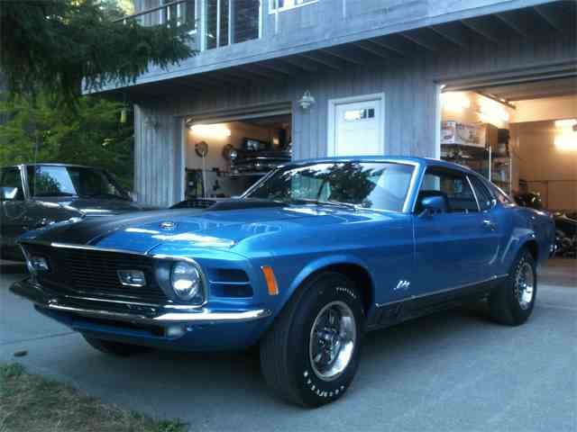 1970 Ford Mustang Mach 1 | 661797