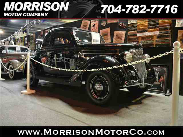 1936 Ford 5-Window Coupe | 661860