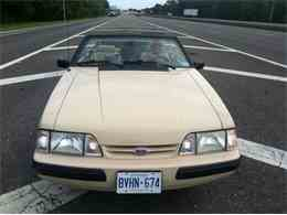 1988 Ford Mustang for Sale - CC-660196