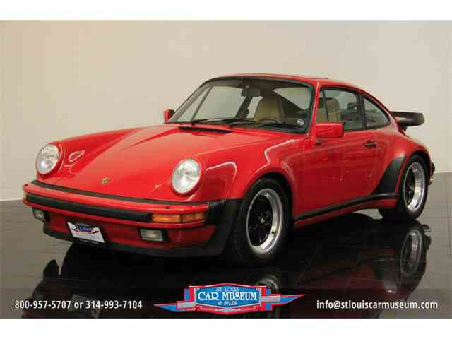 1987 Porsche 911 Turbo (930) Coupe | 662109