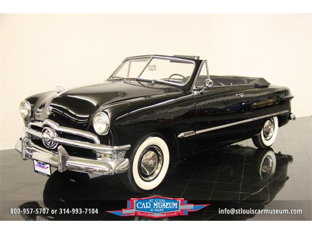 1950 Ford Convertible | 662121