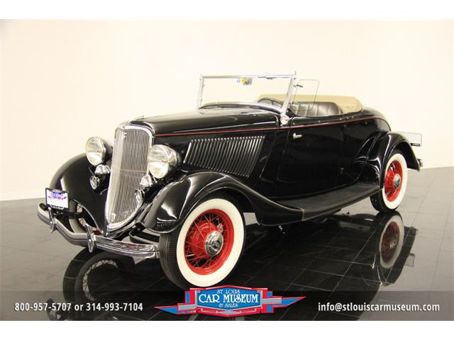 1933 Ford Model 40 Deluxe Rumble-Seat Roadster | 662129