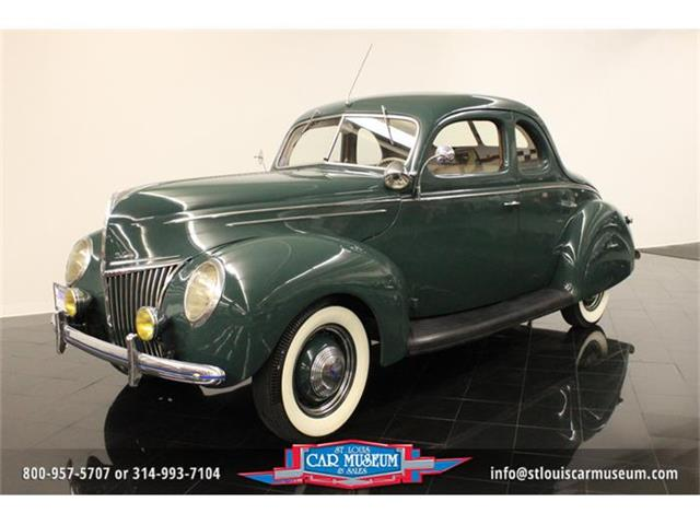 1939 Ford Model 91A Deluxe Coupe | 662139