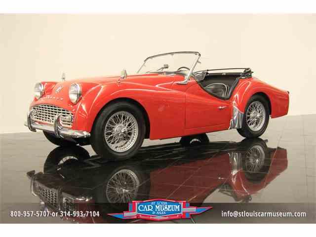 1960 Triumph TR3A | 662148