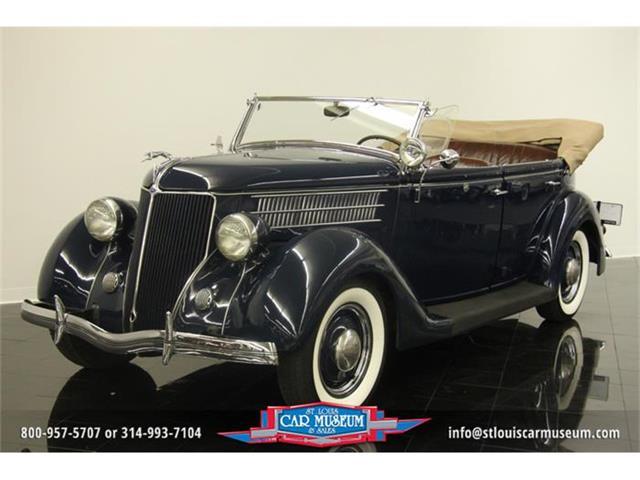 1936 Ford Model 68 Deluxe Phaeton | 662154