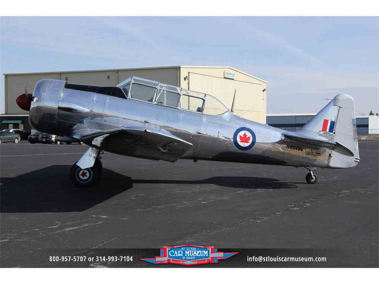 1954 Unspecified Aircraft for Sale - CC-662163