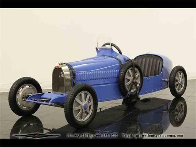 1929 Baby Bugatti Type 52 Replica | 662168