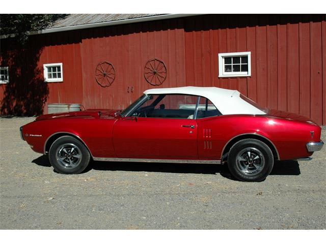 1968 Pontiac Firebird | 662182