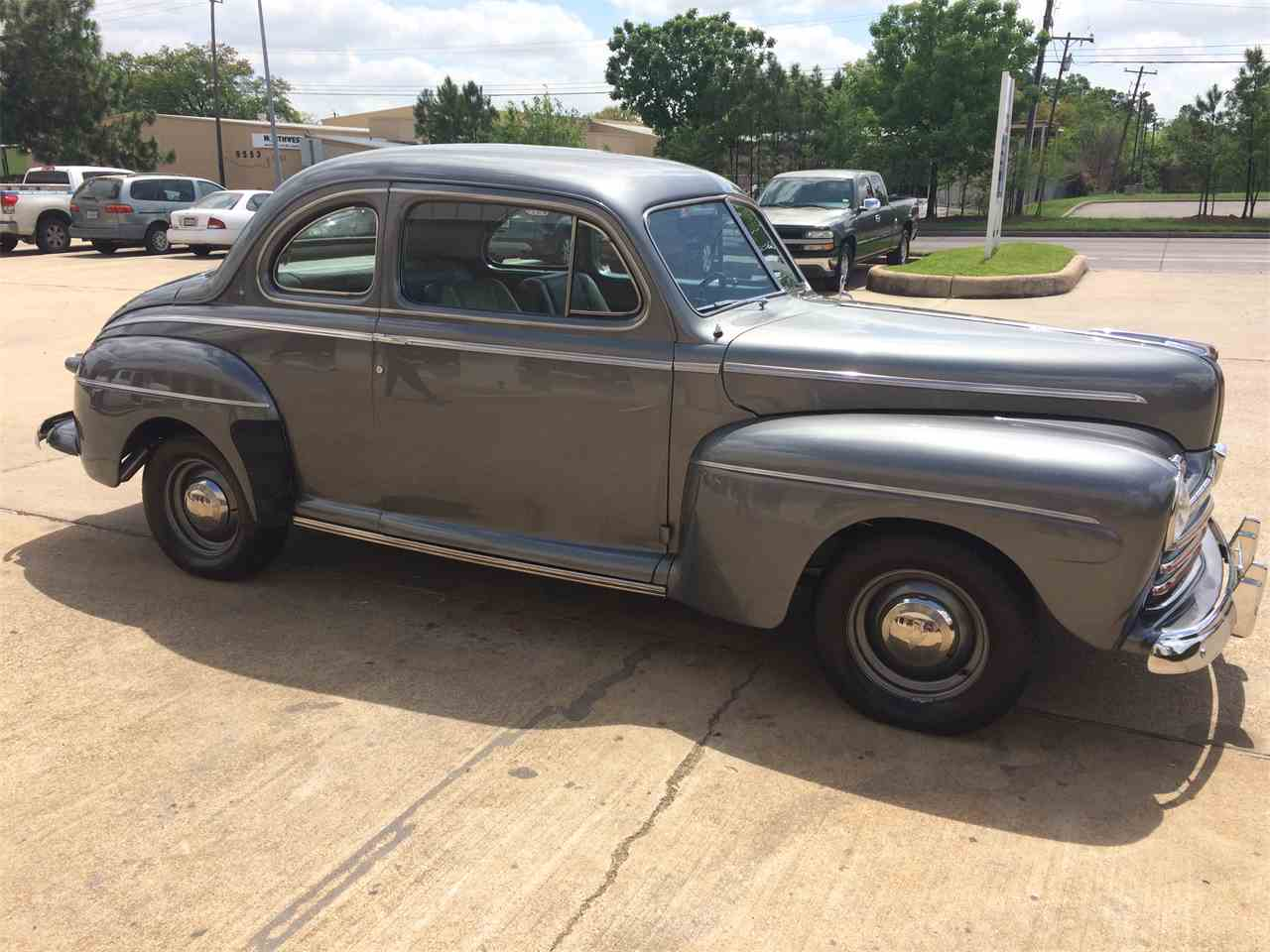 Car Inspection Houston >> 1946 Ford 2-Dr Coupe for Sale | ClassicCars.com | CC-662184