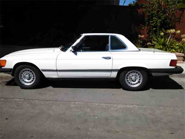 1979 Mercedes-Benz 450SL | 662633