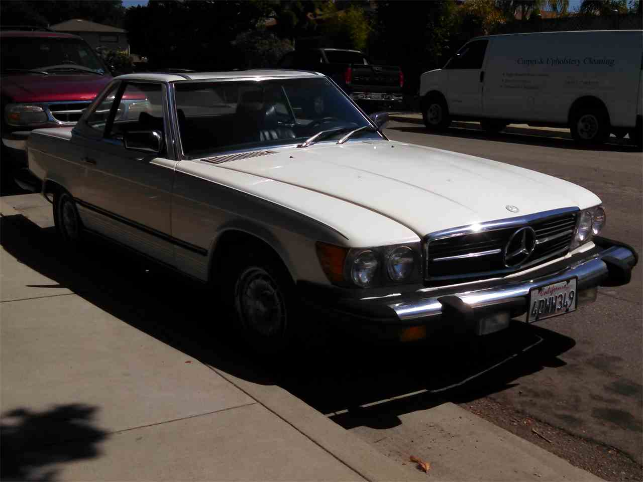 Large Picture of '79 450SL - E7AH