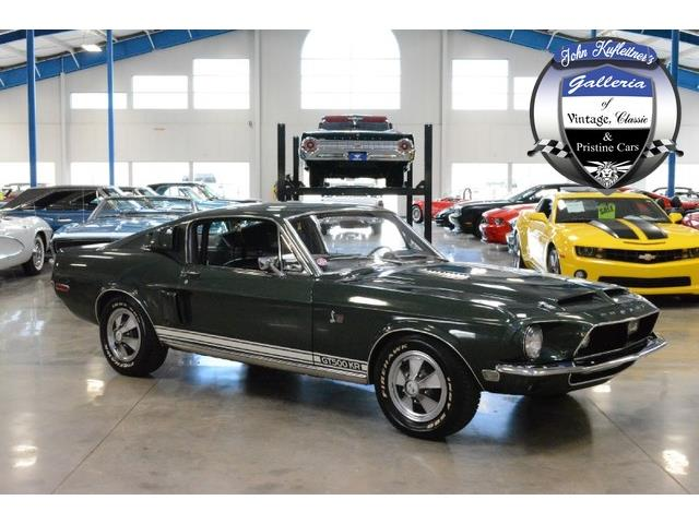 1968 Ford Mustang | 662676