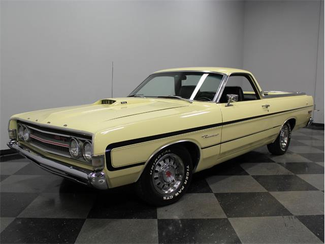1969 Ford Ranchero | 662796