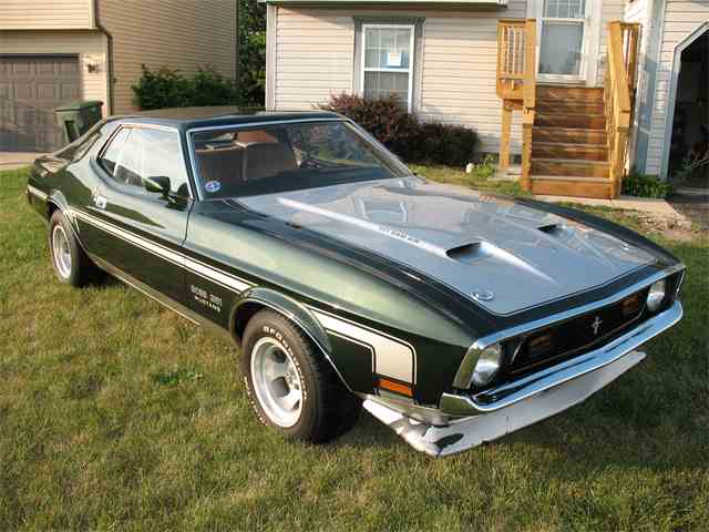 1972 Ford Mustang | 662996