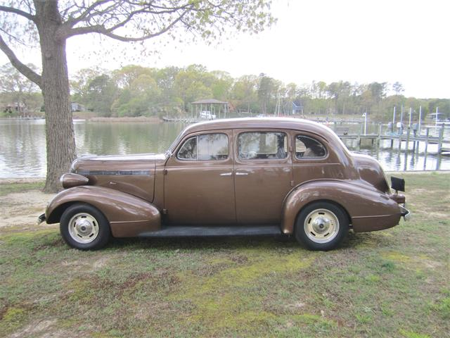 1936 Pontiac Deluxe Eight | 663001