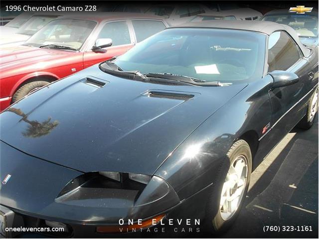 1996 Chevrolet Camaro Z28 | 663162