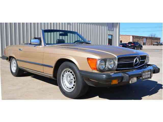 1984 Mercedes-Benz 380SL | 663293