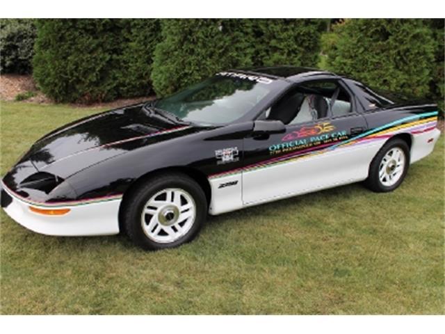 1993 Chevrolet Camaro | 663423