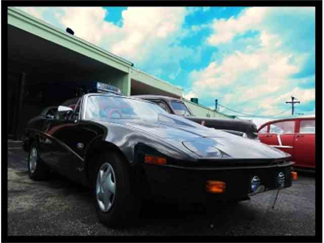 Picture of '80 Triumph TR7 located in Miami Florida Offered by Sobe Classics - E7Z5