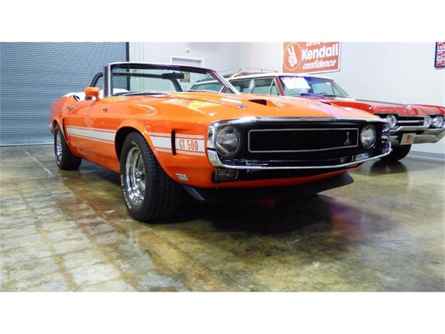 1969 Ford Mustang | 663608