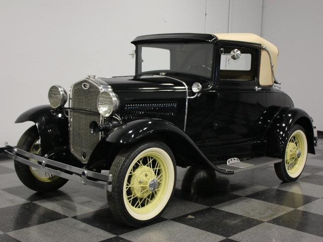 1931 Ford Model A Sports Coupe | 660363