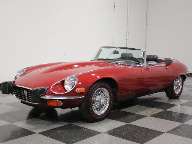 1974 Jaguar XKE | 660364