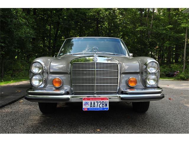 1972 Mercedes-Benz 280SE | 663671
