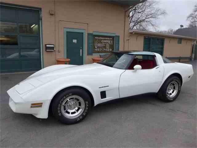 1982 Chevrolet Corvette | 663686