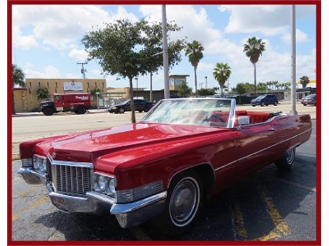 1970 Cadillac DeVille | 660369