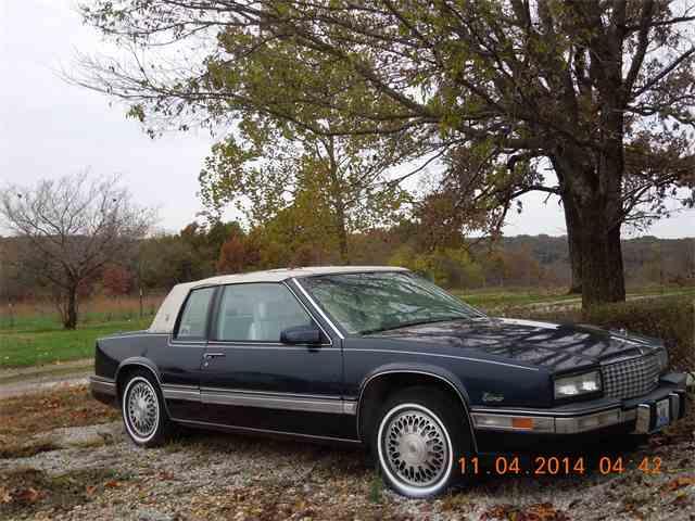 1989 Cadillac Eldorado | 663867