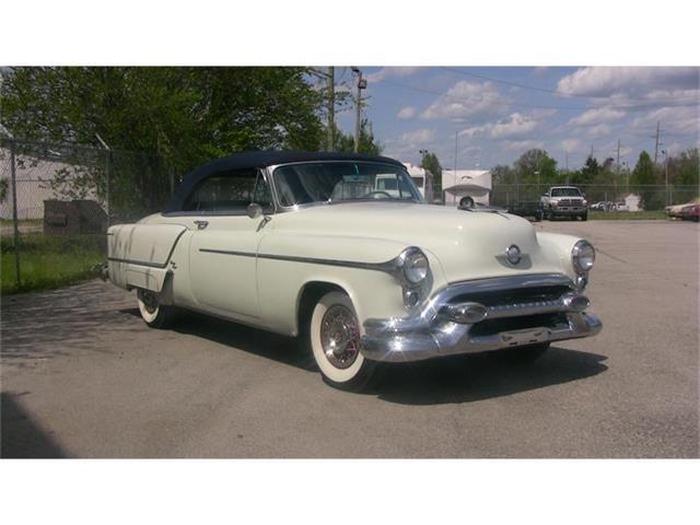 1953 Oldsmobile 98 Deluxe | 663877