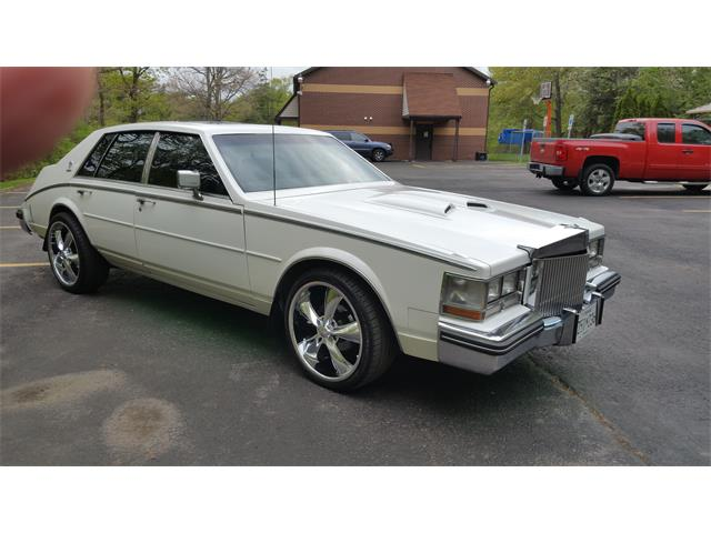 1985 Cadillac Seville | 663887