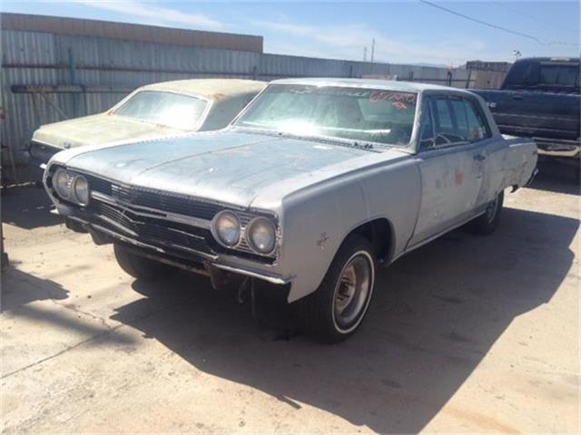 1965 Chevrolet Malibu | 664053