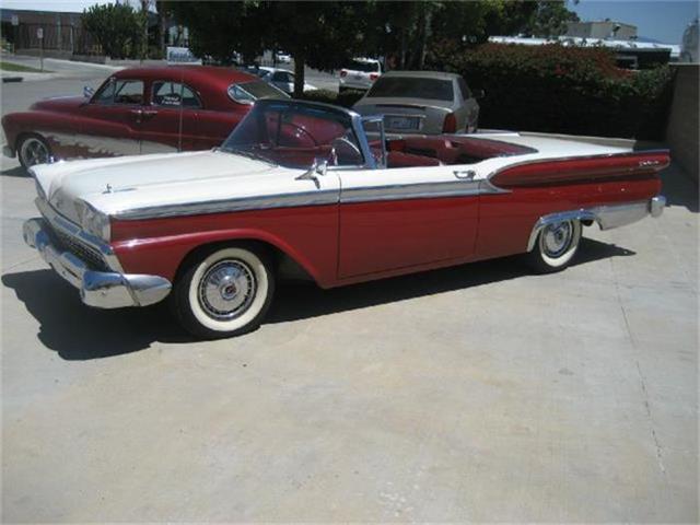 1959 Ford Galaxie 500 | 664125