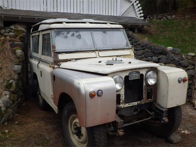 1964 Land Rover Series IIA | 664265