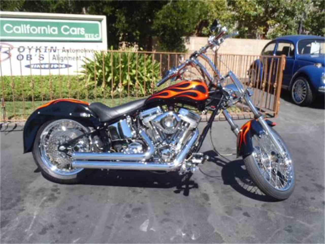 Custom Choppers California - 0425