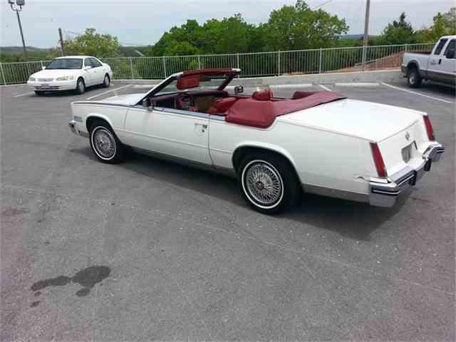 1985 Cadillac Eldorado Biarritz Convertible | 664676