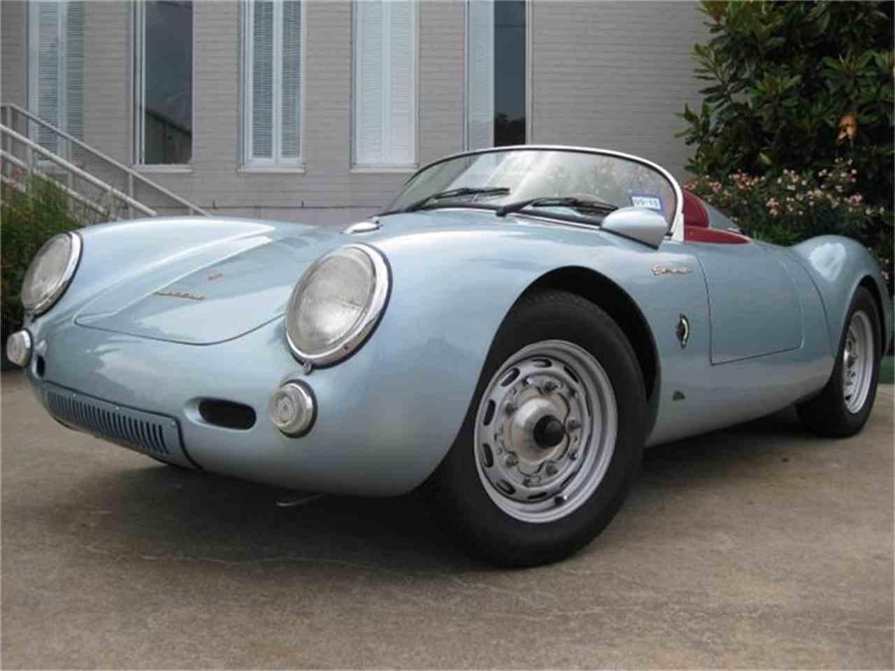 1955 porsche spyder for  | classiccars | cc-664691