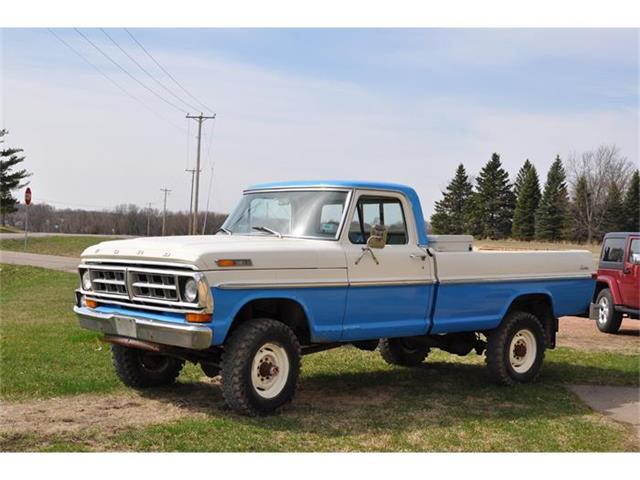 1971 Ford Highboy | 664734