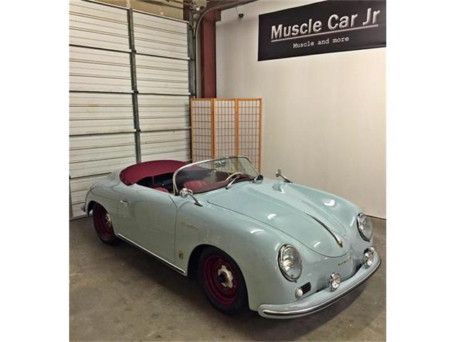 1957 Porsche Speedster | 664941